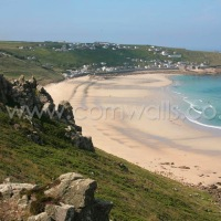 Whitesands Beach - Sennen Cove